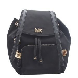Michael Kors Beacon Black Backpack 164071